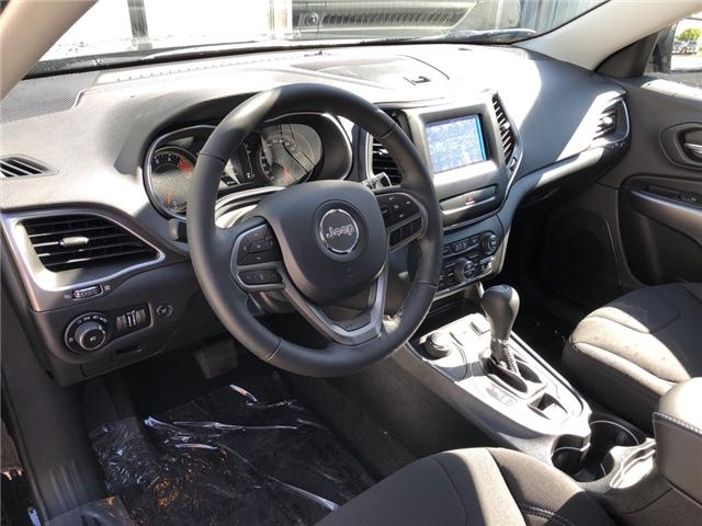 2019 Jeep Cherokee North (Stk: 13174) in Fort Macleod - Image 13 of 19
