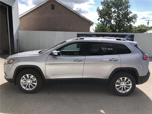 2019 Jeep Cherokee North (Stk: 13173) in Fort Macleod - Image 2 of 19
