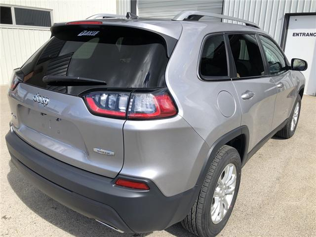2019 Jeep Cherokee North (Stk: 13173) in Fort Macleod - Image 6 of 19