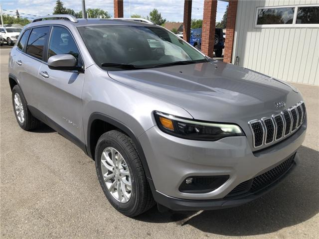 2019 Jeep Cherokee North (Stk: 13173) in Fort Macleod - Image 8 of 19