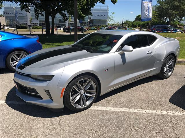 2017 Chevrolet Camaro 2LT (Stk: 154A) in Mississauga - Image 1 of 1