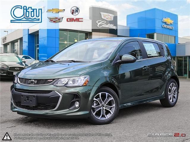 2018 Chevrolet Sonic LT Auto (Stk: 2811597) in Toronto - Image 1 of 27