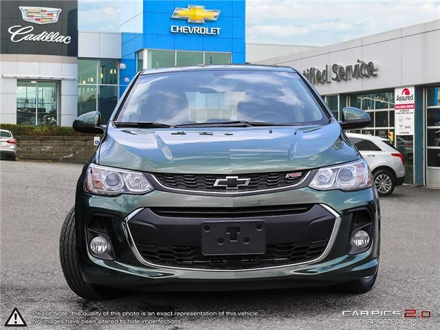 2018 Chevrolet Sonic LT Auto (Stk: 2811597) in Toronto - Image 2 of 27
