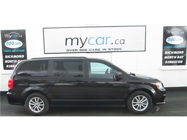 2015 Dodge Grand Caravan SE/SXT (Stk: 180656) in Richmond - Image 1 of 13