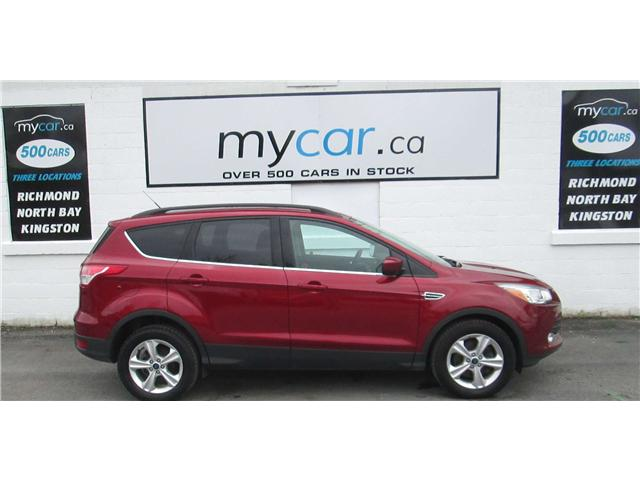 2015 Ford Escape SE (Stk: 180596) in North Bay - Image 1 of 13