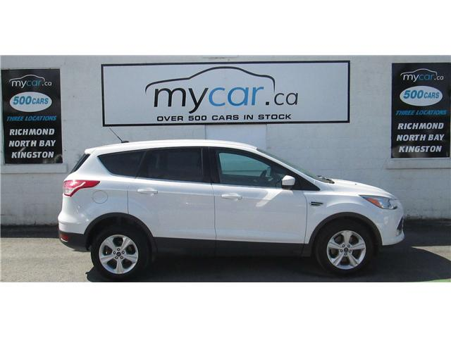 2015 Ford Escape SE (Stk: 171922) in North Bay - Image 1 of 13