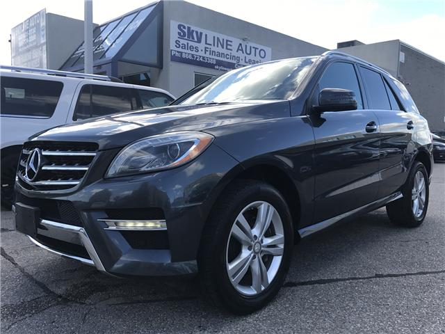 2013 Mercedes-Benz M-Class Base (Stk: ) in Concord - Image 1 of 16
