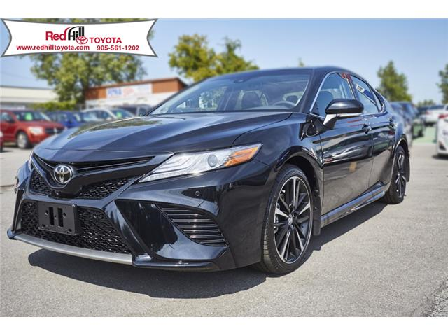 2018 Toyota Camry XSE V6 (Stk: 18918) in Hamilton - Image 1 of 14