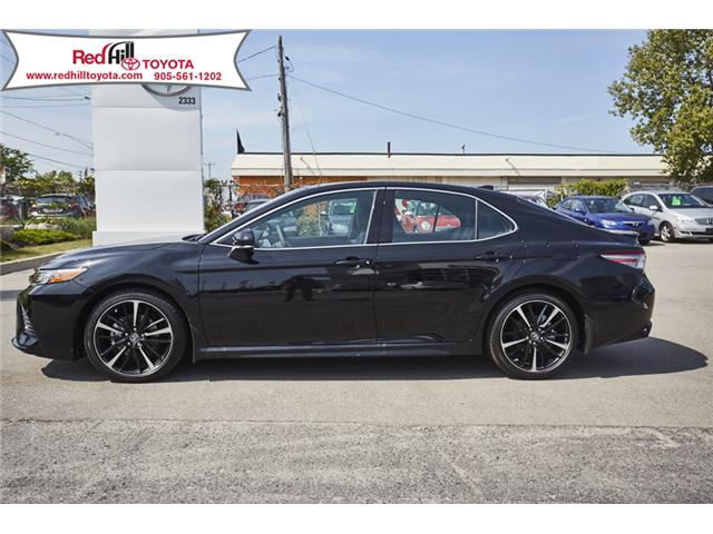 2018 Toyota Camry XSE V6 (Stk: 18918) in Hamilton - Image 2 of 14