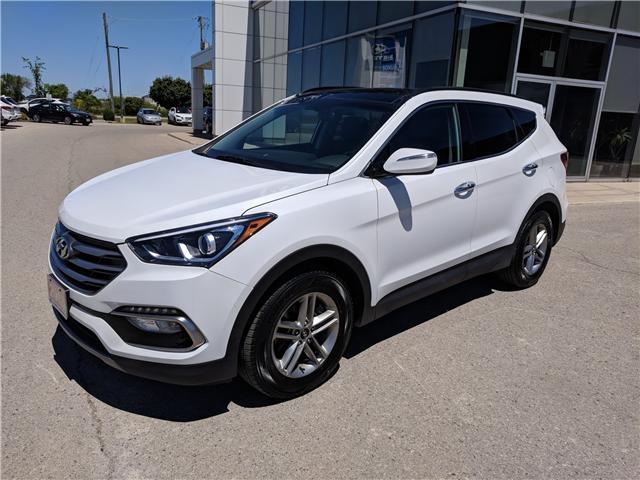 2018 Hyundai Santa Fe Sport 2.4 SE (Stk: 85054) in Goderich - Image 2 of 21