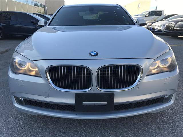 2011 BMW 750i xDrive (Stk: ) in Concord - Image 2 of 20