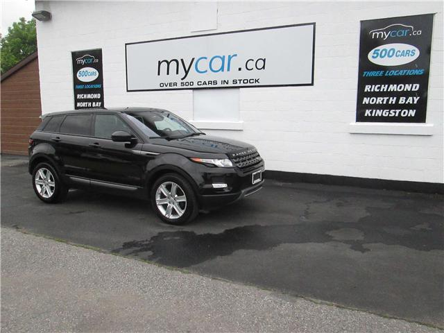 2015 Land Rover Range Rover Evoque Pure Plus (Stk: 170972) in North Bay - Image 2 of 14