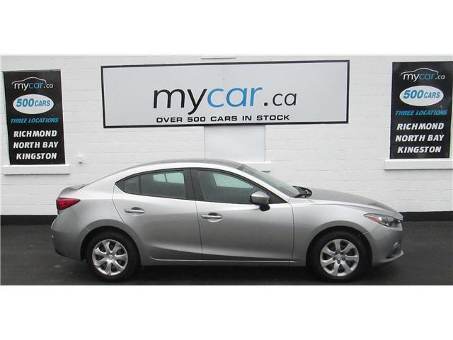 2015 Mazda Mazda3 GX (Stk: 180366) in Richmond - Image 1 of 13