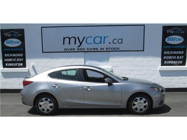 2015 Mazda Mazda3 GX (Stk: 180324) in Richmond - Image 1 of 14