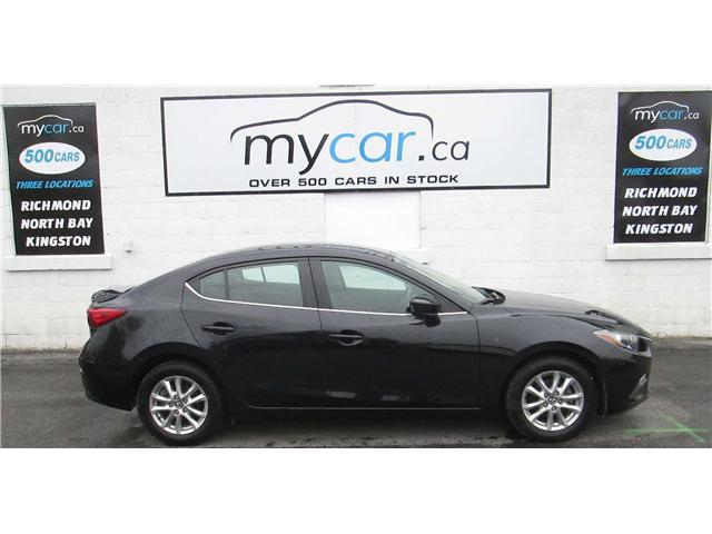 2015 Mazda Mazda3 GS (Stk: 180571) in Richmond - Image 1 of 13