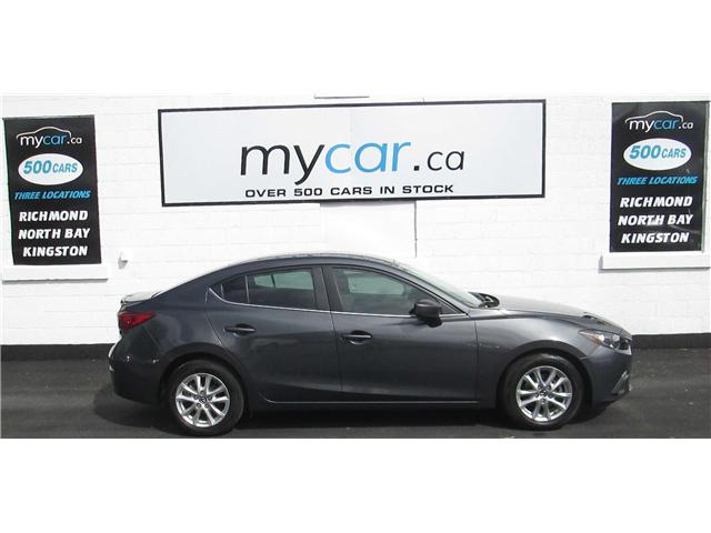 2015 Mazda Mazda3 GS (Stk: 180303) in Richmond - Image 1 of 13