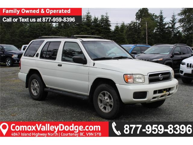 2002 Nissan Pathfinder Chilkoot Edition (Stk: G345866D) in Courtenay - Image 1 of 11