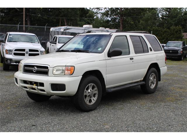 2002 Nissan Pathfinder Chilkoot Edition (Stk: G345866D) in Courtenay - Image 3 of 11