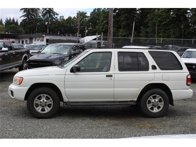 2002 Nissan Pathfinder Chilkoot Edition (Stk: G345866D) in Courtenay - Image 4 of 11