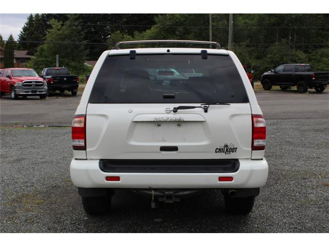 2002 Nissan Pathfinder Chilkoot Edition (Stk: G345866D) in Courtenay - Image 8 of 11