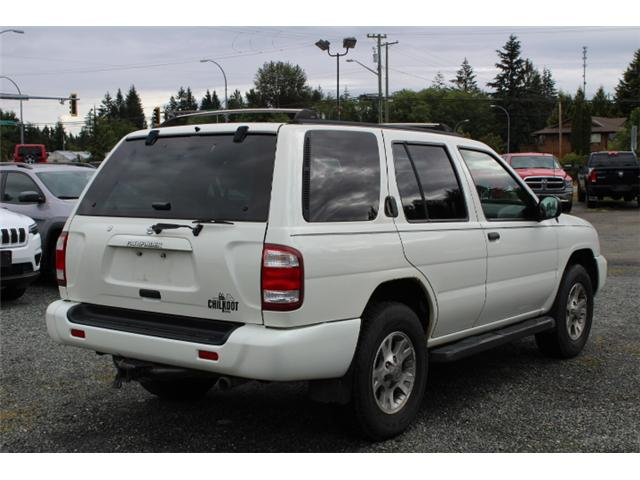 2002 Nissan Pathfinder Chilkoot Edition (Stk: G345866D) in Courtenay - Image 9 of 11