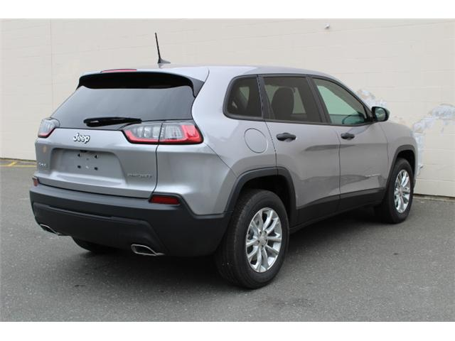 2019 Jeep Cherokee Sport (Stk: D187867) in Courtenay - Image 4 of 30
