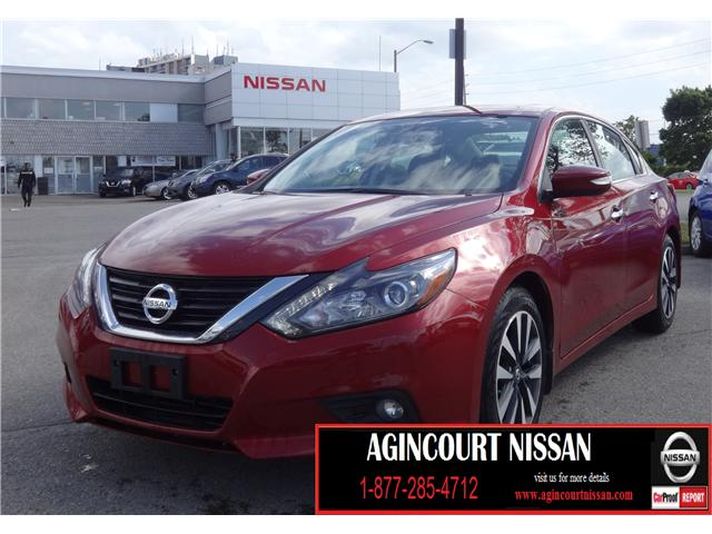 2018 Nissan Altima 2.5 SL Tech (Stk: U12173) in Scarborough - Image 1 of 23