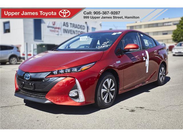 2018 Toyota Prius Prime Upgrade (Stk: 180667) in Hamilton - Image 1 of 17