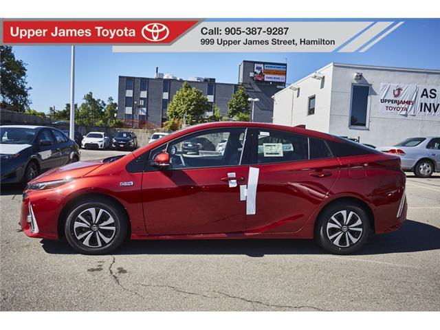 2018 Toyota Prius Prime Upgrade (Stk: 180667) in Hamilton - Image 2 of 17