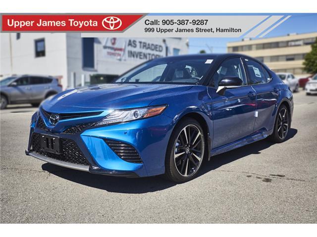 2018 Toyota Camry XSE V6 (Stk: 180714) in Hamilton - Image 1 of 14