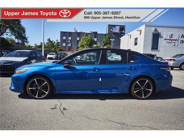 2018 Toyota Camry XSE V6 (Stk: 180714) in Hamilton - Image 2 of 14