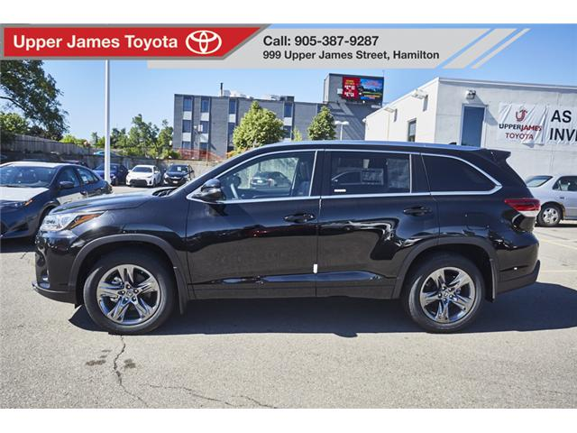 2018 Toyota Highlander Limited (Stk: 180646) in Hamilton - Image 2 of 19