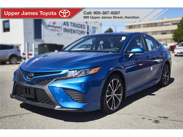 2018 Toyota Camry SE (Stk: 180645) in Hamilton - Image 1 of 13