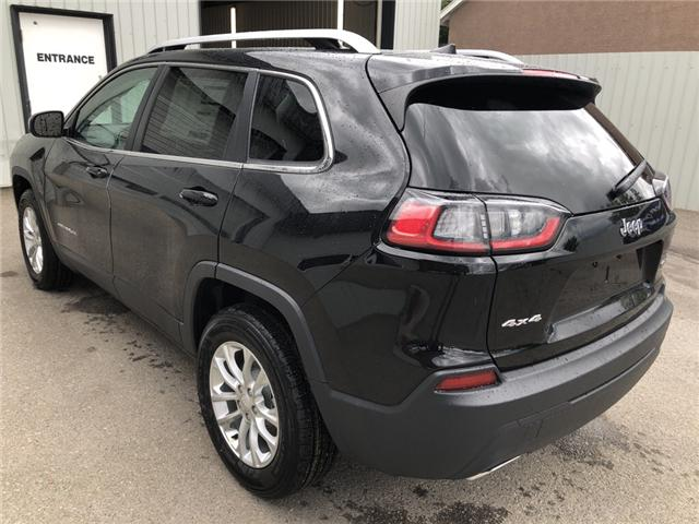2019 Jeep Cherokee North (Stk: 13176) in Fort Macleod - Image 3 of 19