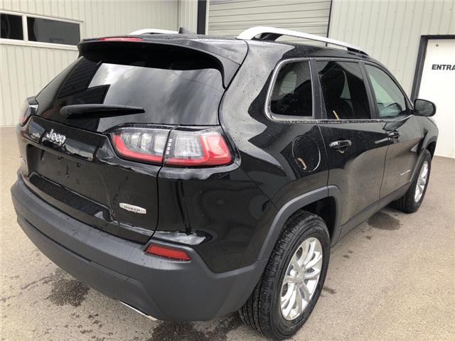 2019 Jeep Cherokee North (Stk: 13176) in Fort Macleod - Image 6 of 19