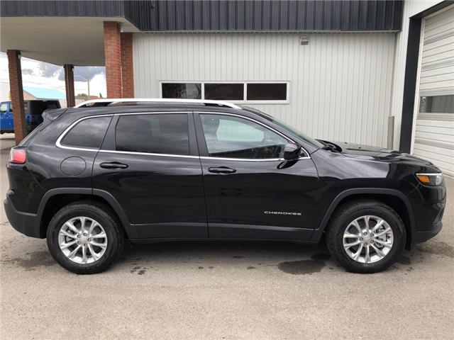 2019 Jeep Cherokee North (Stk: 13176) in Fort Macleod - Image 7 of 19