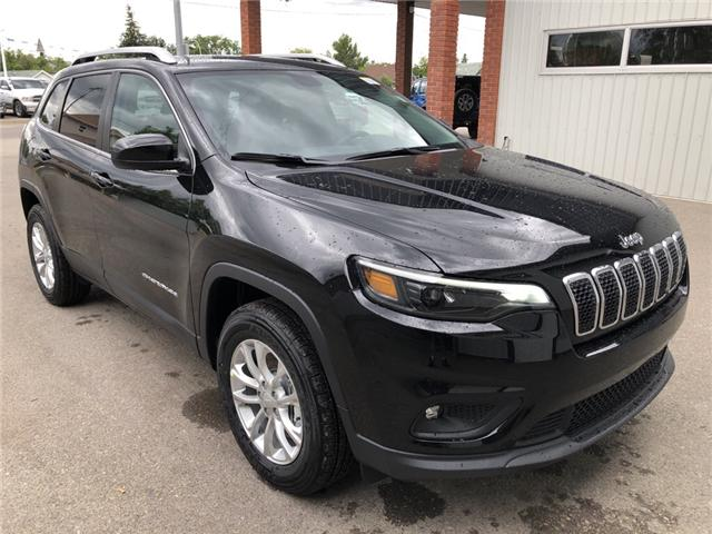 2019 Jeep Cherokee North (Stk: 13176) in Fort Macleod - Image 8 of 19