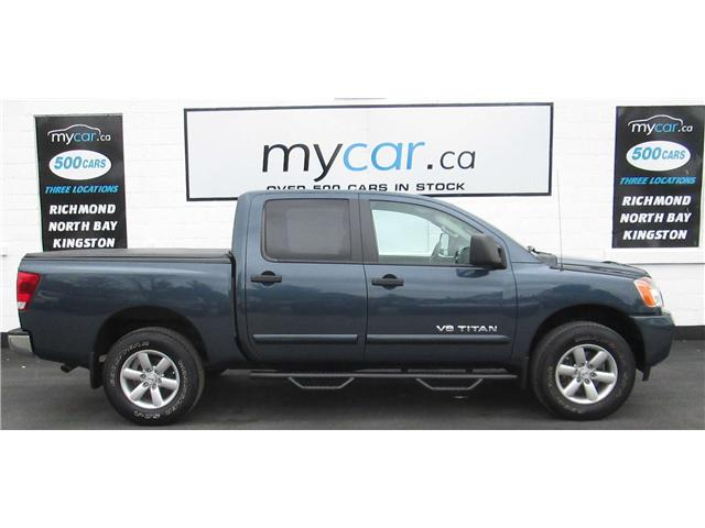 2014 Nissan Titan SV (Stk: 180723) in Kingston - Image 1 of 12