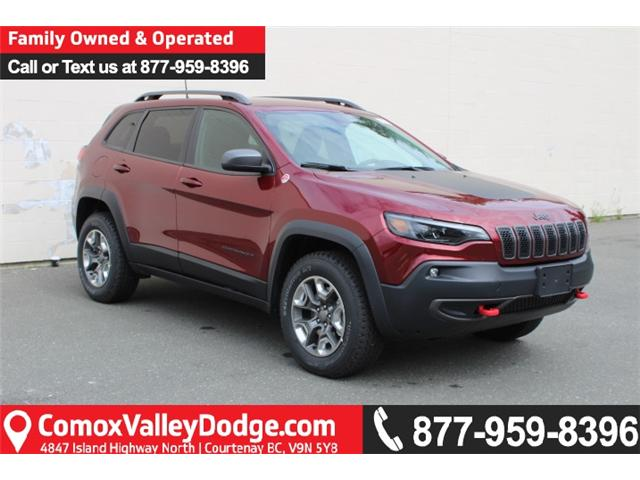 2019 Jeep Cherokee Trailhawk (Stk: D196872) in Courtenay - Image 1 of 30