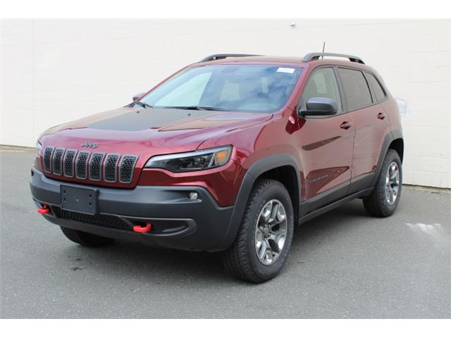 2019 Jeep Cherokee Trailhawk (Stk: D196872) in Courtenay - Image 2 of 30