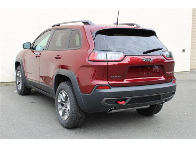 2019 Jeep Cherokee Trailhawk (Stk: D196872) in Courtenay - Image 3 of 30