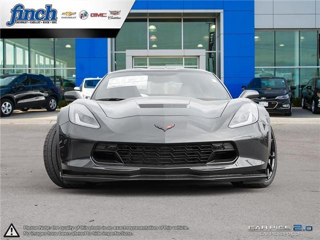 2019 Chevrolet Corvette Grand Sport (Stk: 141660) in London - Image 2 of 28