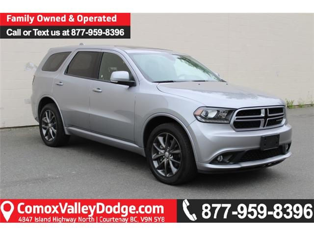 2017 Dodge Durango GT (Stk: C917676) in Courtenay - Image 1 of 30