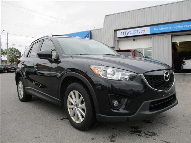 2013 Mazda CX-5 GS (Stk: 180592) in Kingston - Image 1 of 14
