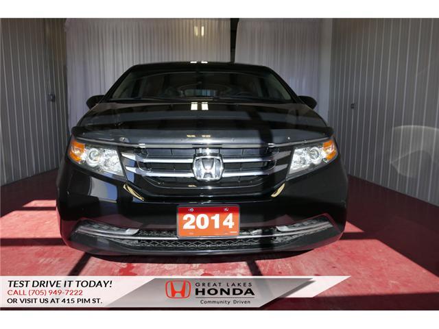 2014 Honda Odyssey EX (Stk: HP509) in Sault Ste. Marie - Image 2 of 25