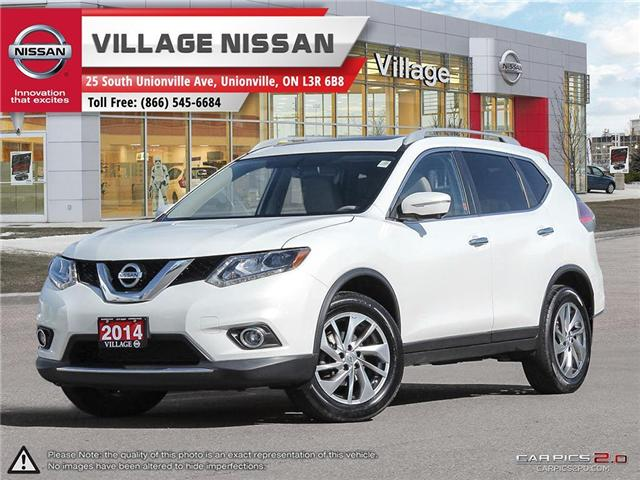 2014 Nissan Rogue SL (Stk: P2655) in Unionville - Image 1 of 27
