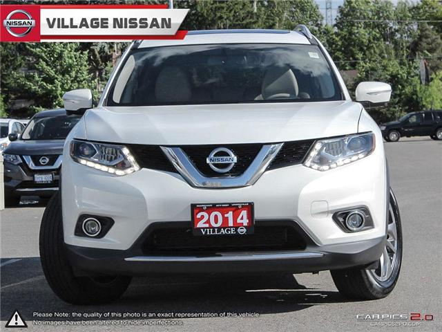 2014 Nissan Rogue SL (Stk: P2655) in Unionville - Image 2 of 27