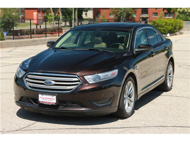 2013 Ford Taurus SEL (Stk: 1806239) in Waterloo - Image 1 of 27