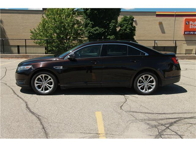 2013 Ford Taurus SEL (Stk: 1806239) in Waterloo - Image 2 of 27