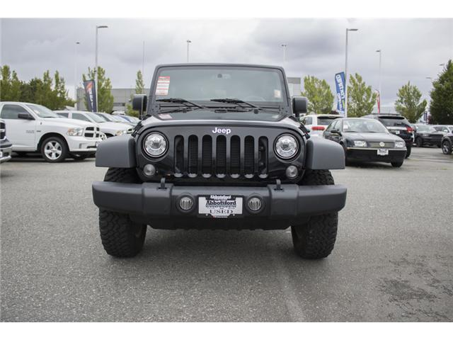 2017 Jeep Wrangler Unlimited Rubicon (Stk: AG0787) in Abbotsford - Image 2 of 25